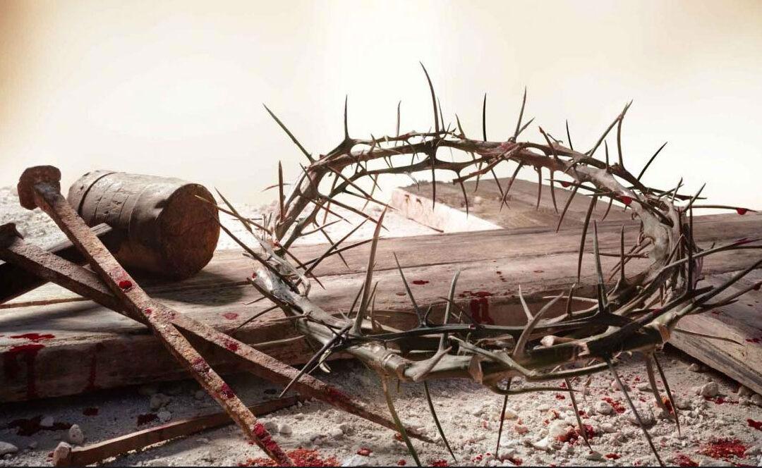 """¿CÓMO ERA LA CORONA DE ESPINAS DE JESÚS? """"Mucho más dolorosa de lo que se suponía hasta ahora"""" (Forense Hermosilla)"""