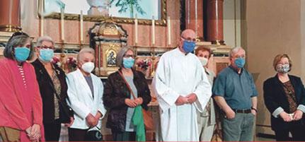 Los Agustinos Recoletos dejan la parroquia de la Esperanza, de Valencia También tuvieron presencia en Benigànim, Torrent y Patraix