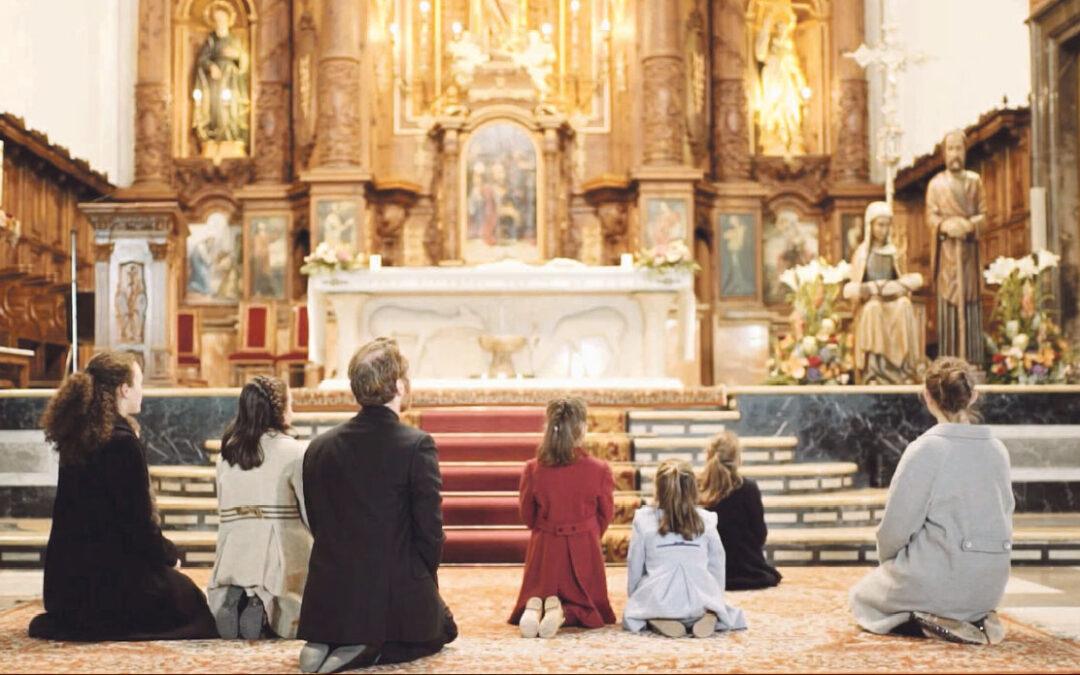 ¿Qué pasaría si los Reyes Magos estuvieran confinados? 'El regalo de la Navidad', nuevo corto del valenciano Carlos Aguillo