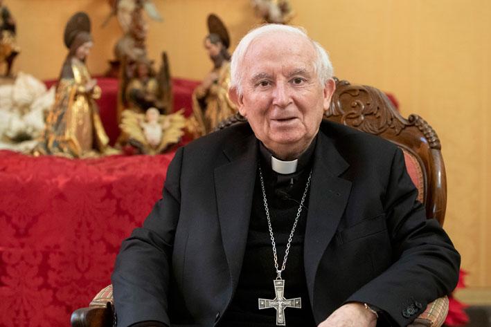 El Cardenal anuncia, ante la crisis por la pandemia, que la diócesis se desprenderá de bienes patrimoniales preciados para aliviar a los más pobres El Arzobispo felicita la Navidad a toda la diócesis de Valencia