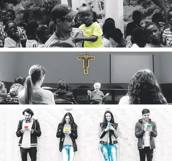 Únete al grupo de jóvenes misioneros #TúEresMisión La Delegación de Misiones crea un grupo para jóvenes que quieran profundizar en la dimensión misionera de nuestra fe cristiana