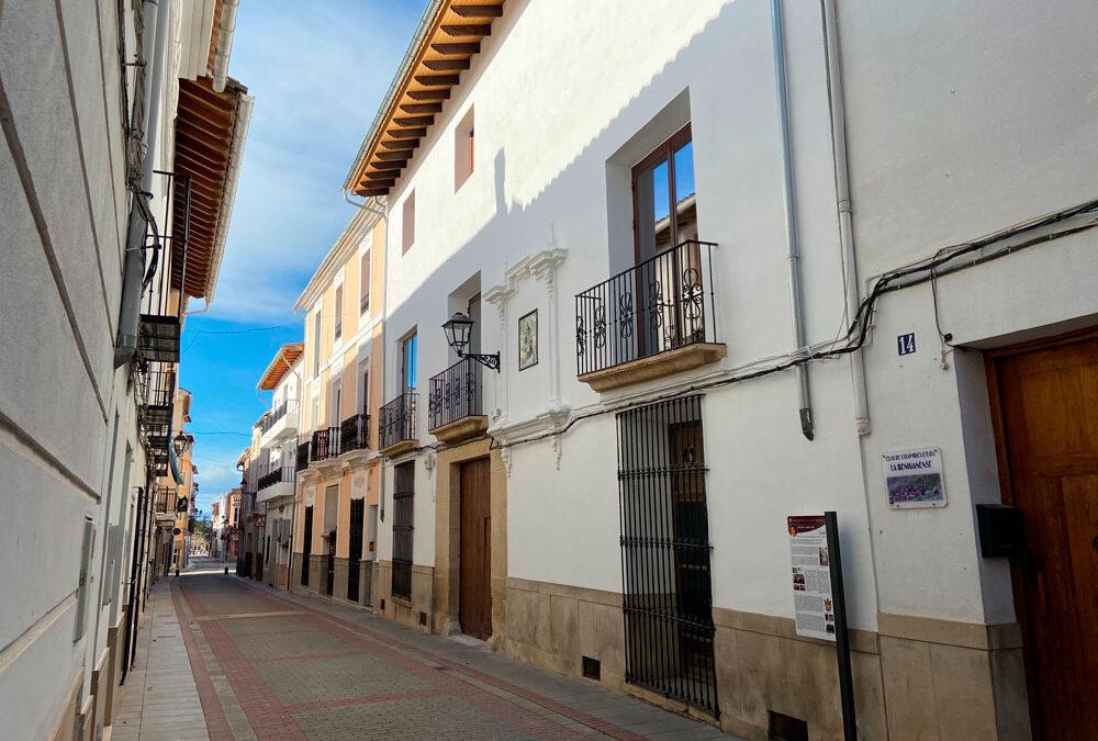 Abren al público en Benigànim la casa donde vivió la beata Inés de pequeña El Ayuntamiento ha creado un espacio histórico-cultural del municipio