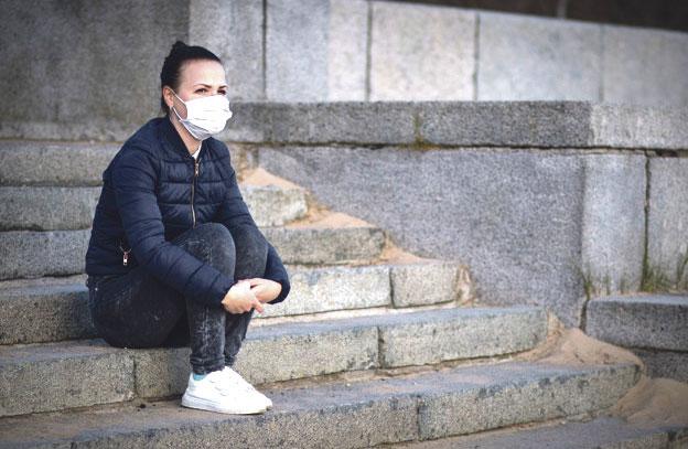 """La """"pandemia emocional"""" provocada por la crisis sanitaria aumenta las peticiones de ayuda y consulta a psicólogos  Profesionales voluntarios atienden casos en la Asoc. valenciana Viktor Frankl"""