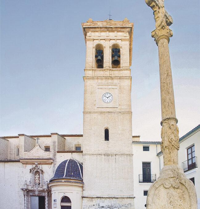 Asunción de Nuestra Señora, la parroquia madre de Torrent  En nuestra sección 'La Casa de Dios'