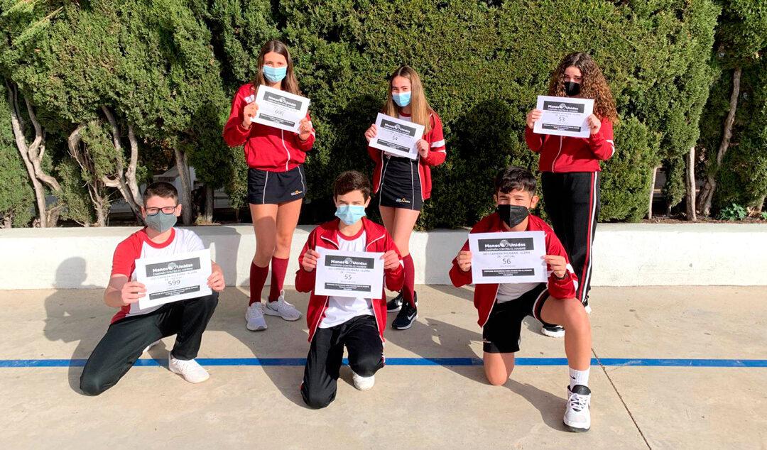 La pandemia activa la creatividad: cenas del hambre, colectas y carreras…  El voluntariado de Manos Unidas Valencia estrena fórmulas novedosas para ayudartodo virtual