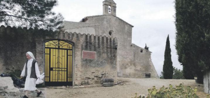 Eremitas hoy: «Una llamada de Dios al retiro para dar fuerza a la misión de la Iglesia» La valenciana Sonia Sapena lleva desde diez años como ermitaña en Tarragona