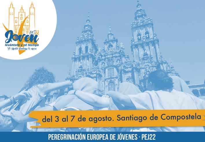 La Peregrinación Europea de Jóvenes a Santiago se traslada al año 2022 La delegación diocesana de Valencia iba a realizar una parte del Camino de Santiago a partir del 30 de julio