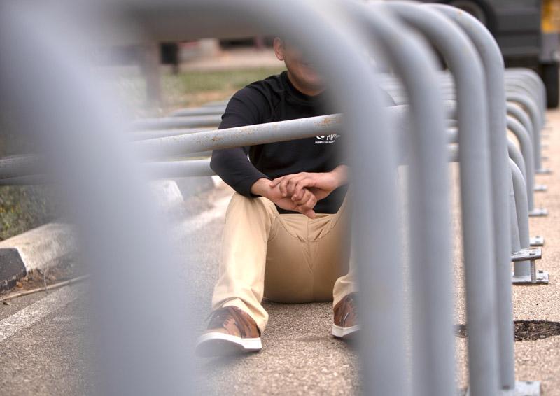 «Tuve que emigrar de Venezuela para seguir con vida» JUAN ALBERTO, acogido en CIUDAD de la ESPERANZA