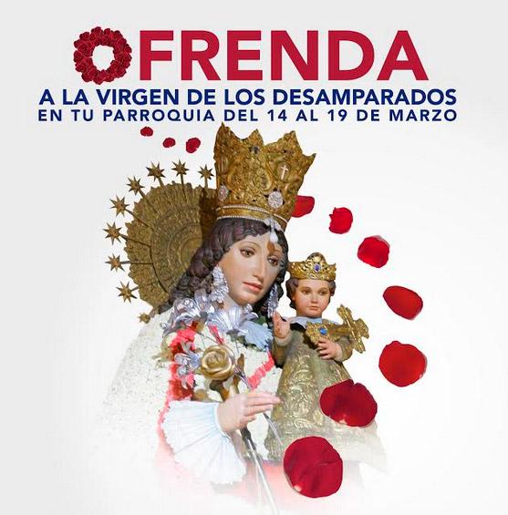 La Basílica pide que la ofrenda fallera se realice en las parroquias Al no poder acoger todas las flores que llevan las comisiones