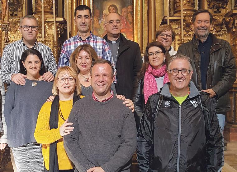 «Queremos que la riqueza y la alegría de ser familia llegue a todas las parroquias» Este fin de semana se abre el Año 'Amoris Laetitia': retos de Pastoral Familiar en Valencia