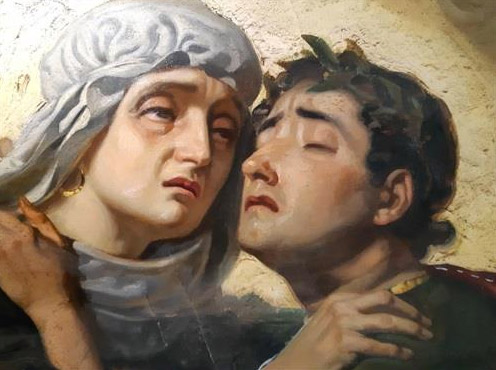 J. Renau restaurado en la Basílica del Sagrado Corazón, de Valencia Con motivo del Año jubilar