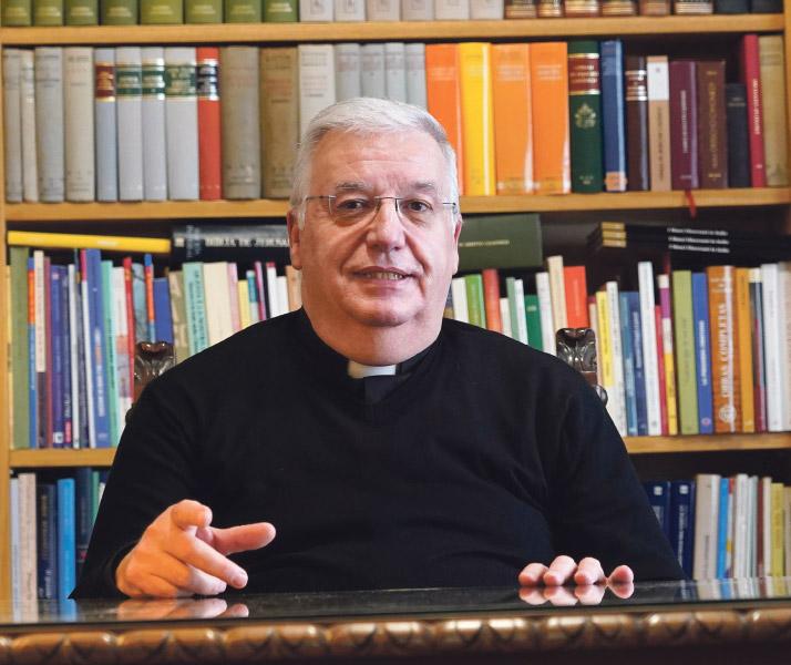 «La pandemia ha dejado a profesionales del turismo en las colas de Cáritas» Entrevista a Gustavo Riveiro, nuevo director de Pastoral del Turismo de la Conferencia Episcopal