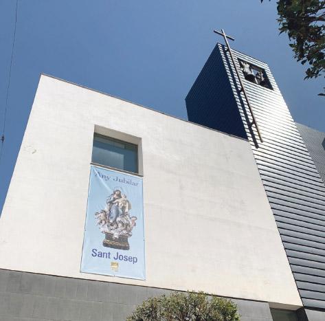 Las parroquias dedicadas a san José, metidas de lleno en el Año Santo de su titular Oraciones, charlas y misas en honor al patrono de la Iglesia Univeral