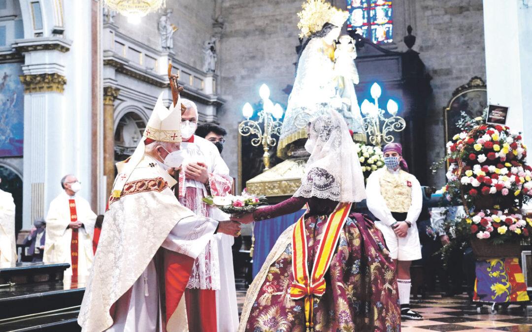 """San José, ejemplo de """"defensa de la vida y patrono de la buena muerte"""" El Cardenal, en la misa del patrón, tras la aprobación de la eutanasia"""