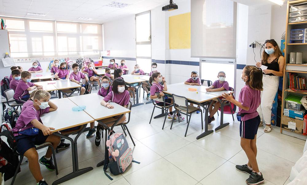 Ilusión, trabajo, unidad y fortaleza El Plan Estratégico Institucional para los 67 colegios  diocesanos de Valencia, con 20 proyectos y líneas de acción  hasta 2024, se presenta 'online' a directivos y sacerdotes