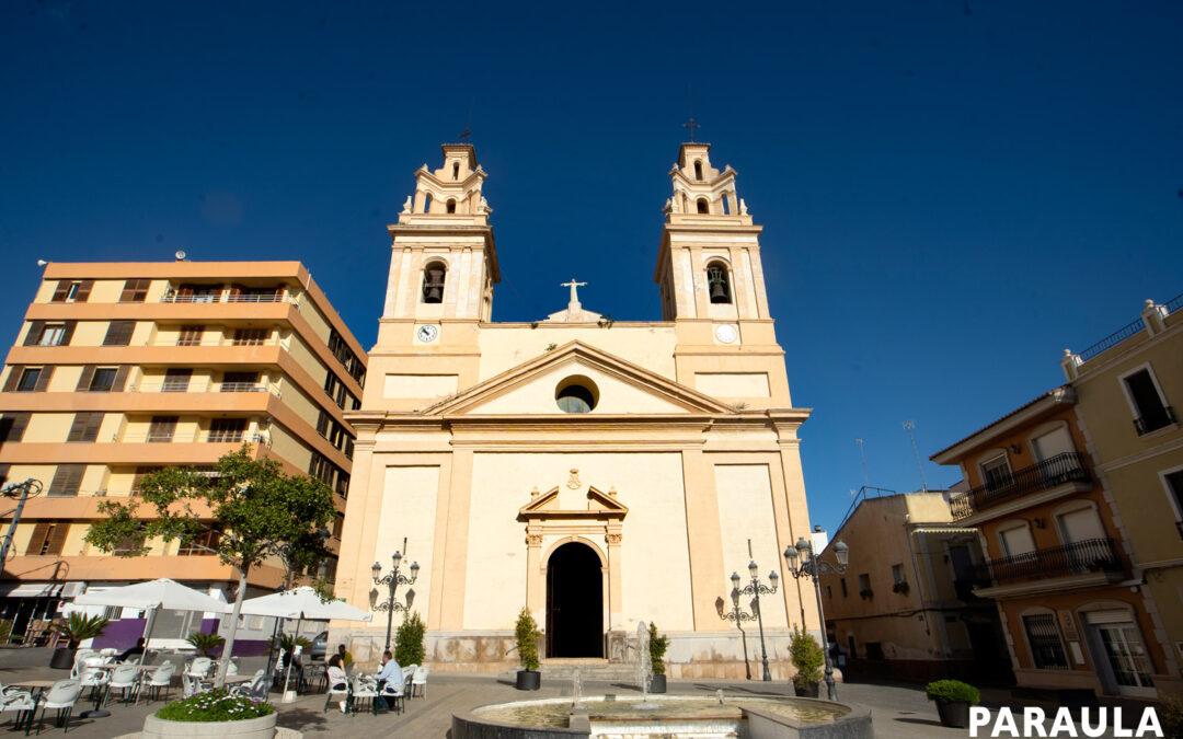 Una parroquia creada por S. Juan de Ribera  Esta semana La Casa de Dios se desplaza a Ribarroja
