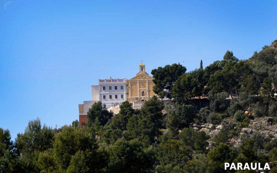 Casa de espiritualidad de Montiel, atalaya de oración sobre Valencia En este lugar de vistas privilegiadas fundó Luis Amigó las Terciarias Capuchinas