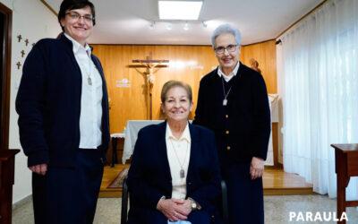 Una vida entregada a los 'sagrarios abandonados'  Las Misioneras Eucarísticas de Nazaret cumplen 100 años desde su fundación