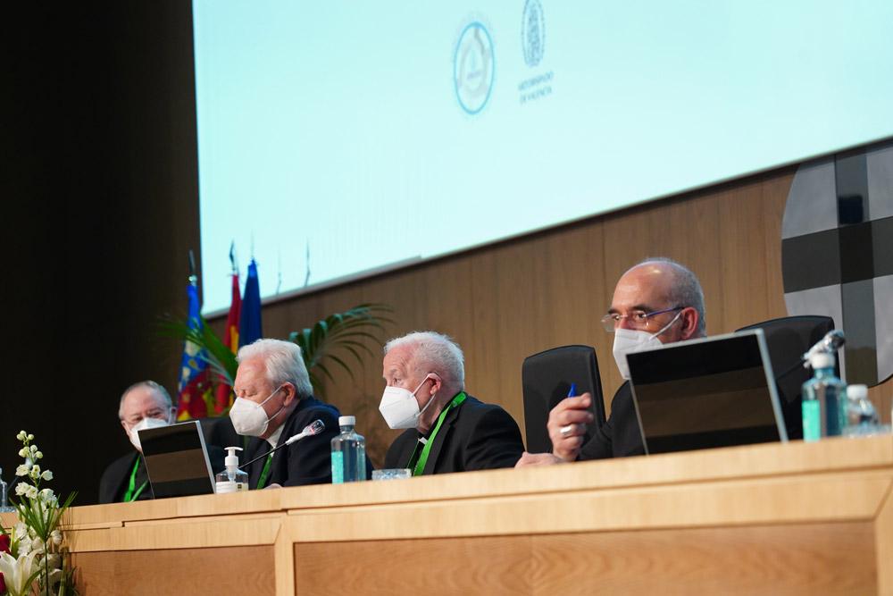 Toda una «renovación para evangelizar» El cardenal Cañizares abre la Asamblea  Sinodal