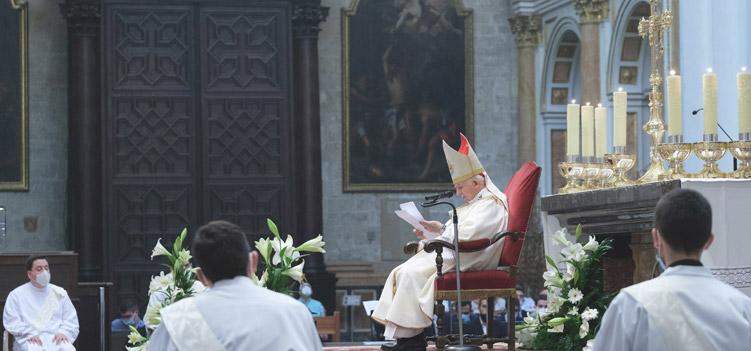 ¡Gracias! Carta semanal del cardenal arzobispo de Valencia, Antonio Cañizares