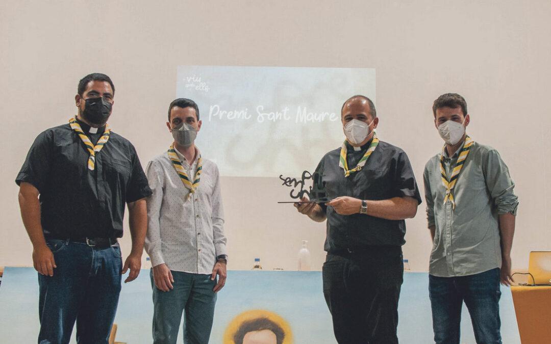 Juniors M.D. presenta su nueva campaña de animación y formación En el mismo acto se hizo entrega del Premi Sant Maure 2020 a Virgilio González