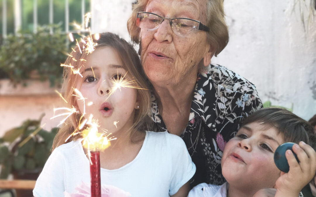 «Que se difunda el suave perfume de vuestras obras»Carta del Arzobispo a los abuelos