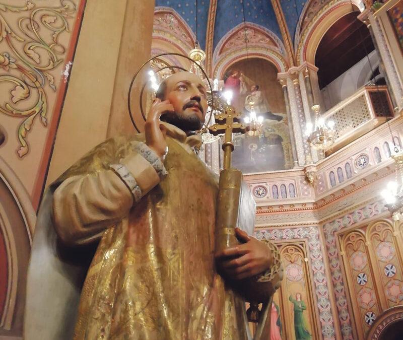 Conversión y conversiones en san Ignacio de Loyola Año Ignaciano de la Compañía de Jesús