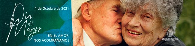 'En el amor nos acompañamos' para recordar a nuestros mayores Este domingo se celebra el 'Día del mayor' en nuestra diócesis