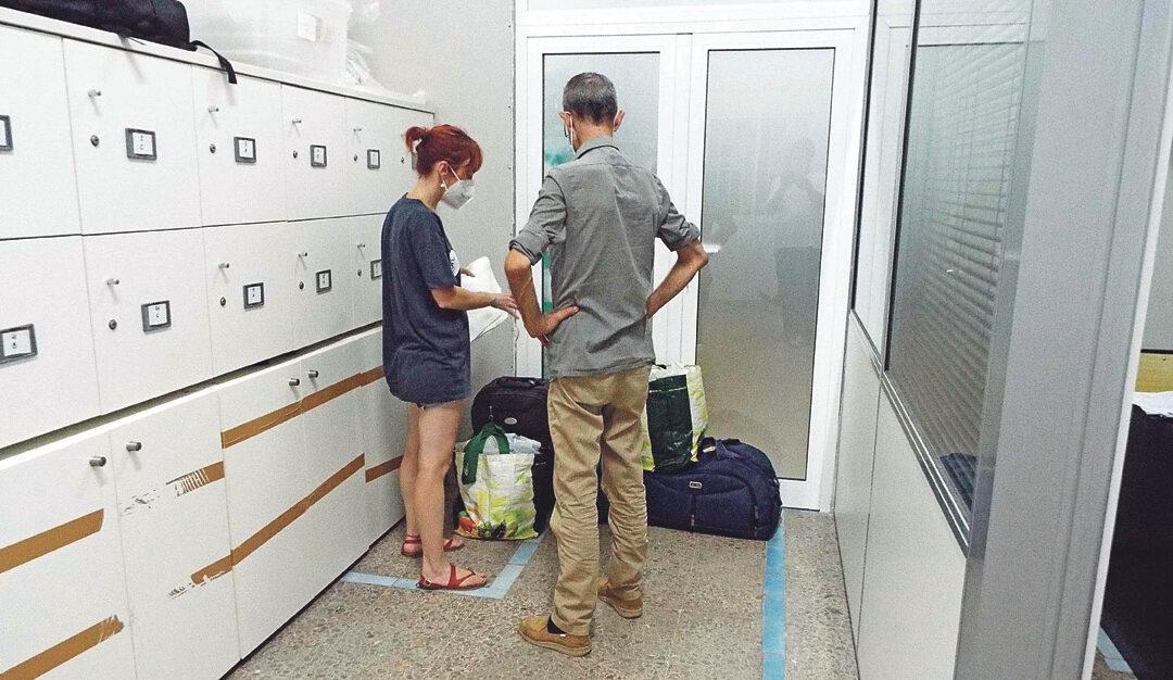 Cáritas Valencia abre su centro para personas sin hogar dos meses antes Incluso, aspira ya a abrirlo todo el año