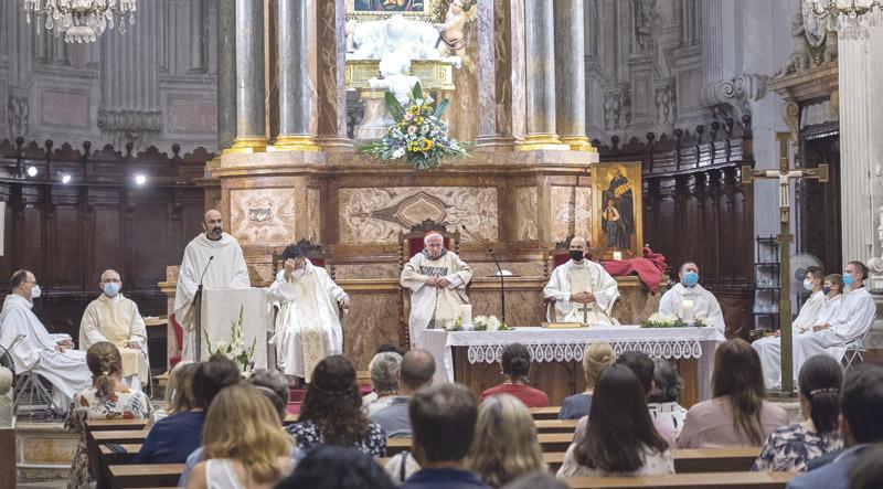 Los Cooperadores de la Verdad celebran el X aniversario de su fundación en Valencia Con una misa de acción de gracias en la iglesia del Temple