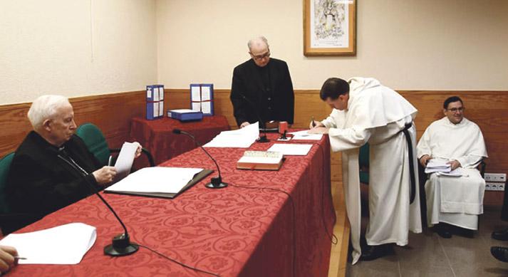 El 'Pare Presentat', más cerca de su beatificación Médicos estudiarán en Roma un posible milagro por intercesión del mercedario