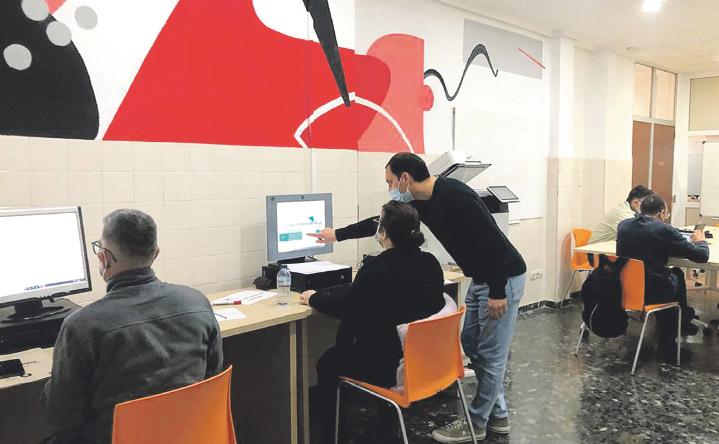 El 86% de las personas sin hogar atendidas en Sant Joan de Déu resuelven su situación Claves para la buena inserción de los proyectos en Valencia de la Orden Hospitalaria