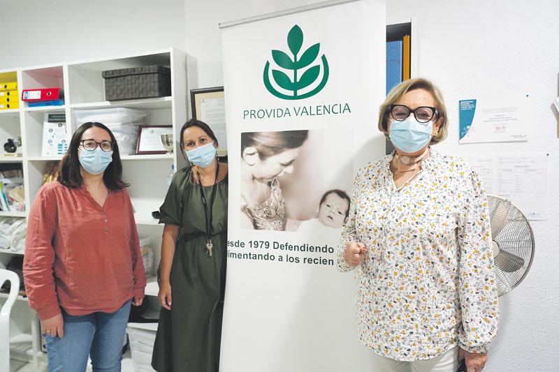 Avalancha de peticiones de ayuda de mujeres gestantes en Provida Prevén superar las atenciones de otros años