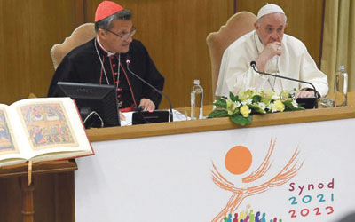 A los diocesanos Carta semanal del cardenal arzobispo de Valencia, Antonio Cañizares