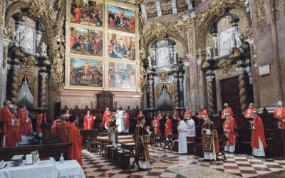 """El Arzobispo abre la fase diocesana del Sínodo Universal para revitalizar la Iglesia """"Hoy es un día muy grande, unidos a toda la Iglesia con el Papa, en comunión de fe y sentido eclesial"""""""